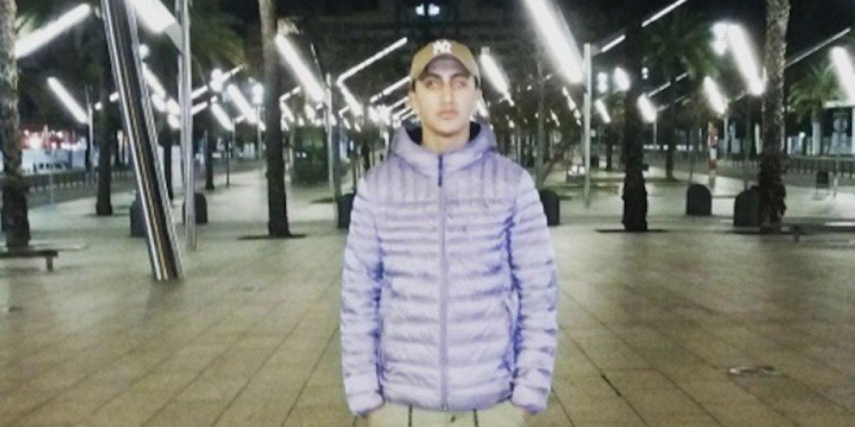 Estos son los cuatro sospechosos buscados por la Policía — Atentado en Barcelona