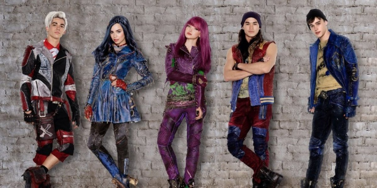 Descendientes 2 llega este domingo a Disney Channel