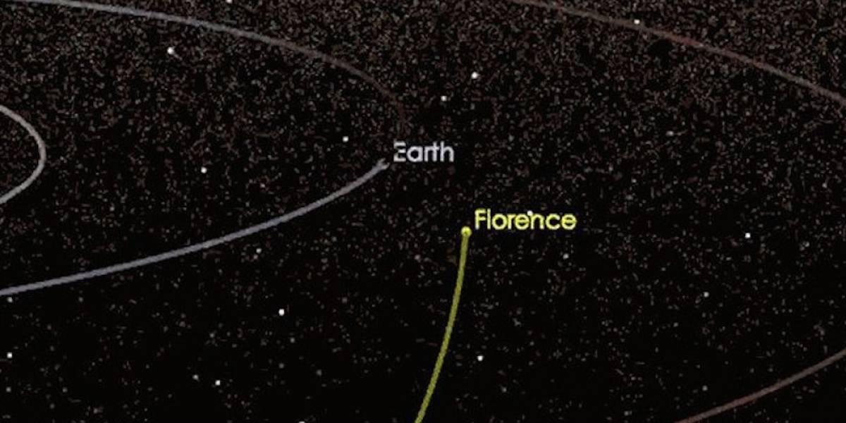 Y después del eclipse... un asteroide pasará muy cerca de la tierra