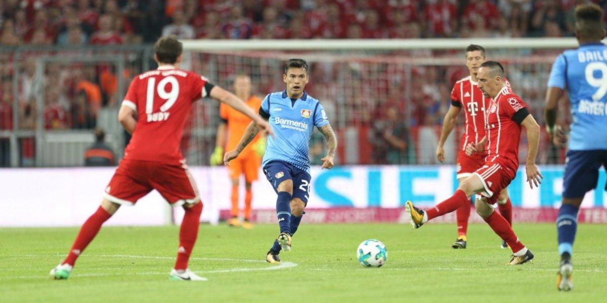 """Charles Aránguiz tiene toda la confianza del DT del Bayer Leverkusen: """"Espero responder"""""""