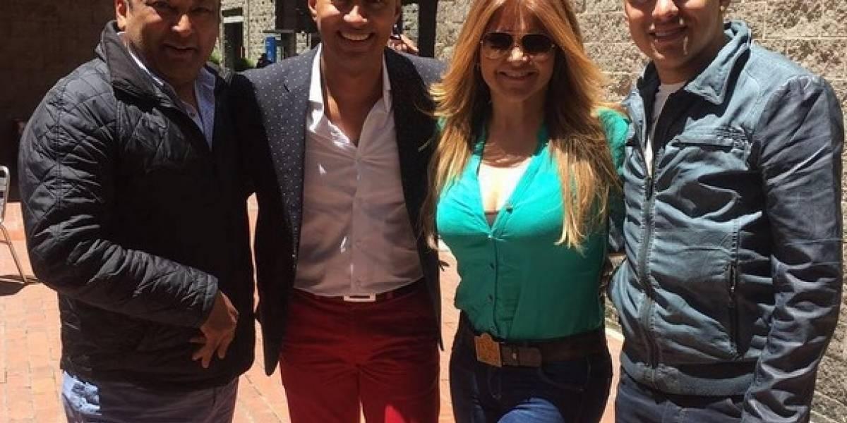 Video: Así fue como un agente de tránsito le puso un comparendo a un famoso cantante en Bogotá