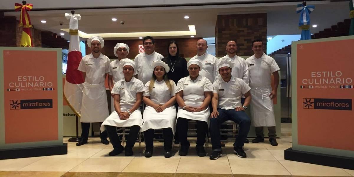 Guatemaltecos demostrarán sus habilidades gastronómicas en un concurso culinario