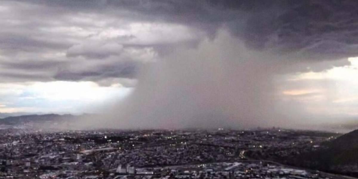 Clima: amplia zona de nublados cubrirá gran parte del país