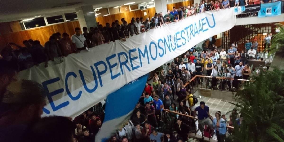 10 aspectos que debe saber todo el universitario sancarlista de las elecciones de la AEU