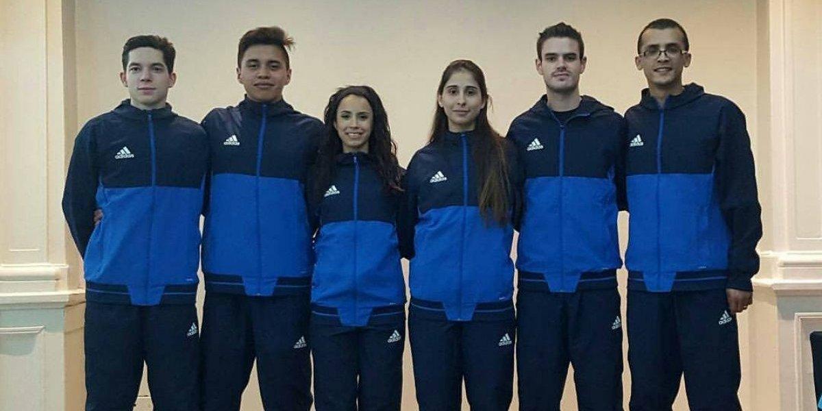 Selección de taekwondo debutará en el Abierto de Argentina