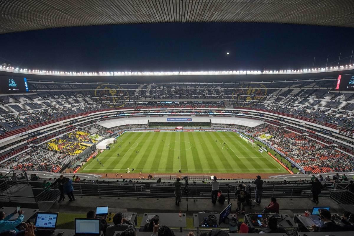 Partido de la liga femenil mx se jugar en el estadio for Puerta 1 estadio azteca