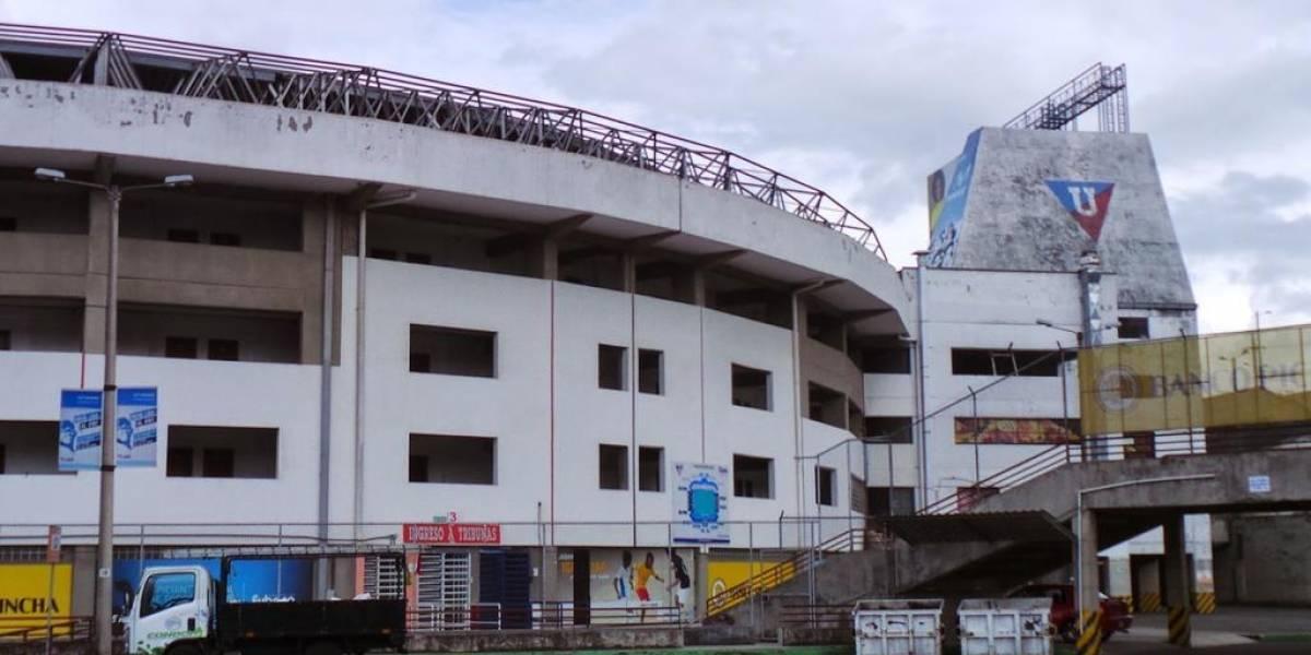 Liga de Quito inaugurará marcador electrónico ante Barcelona SC