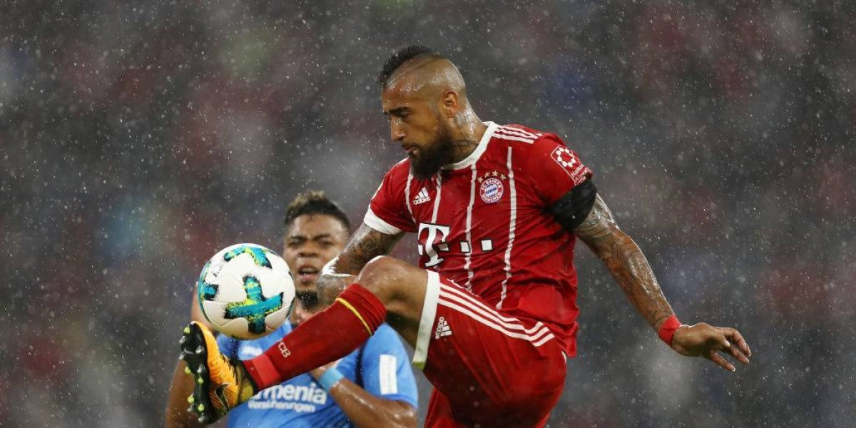 "Arturo Vidal critica el premio The Best: ""Sabemos los que estarán por marketing y por goles"""