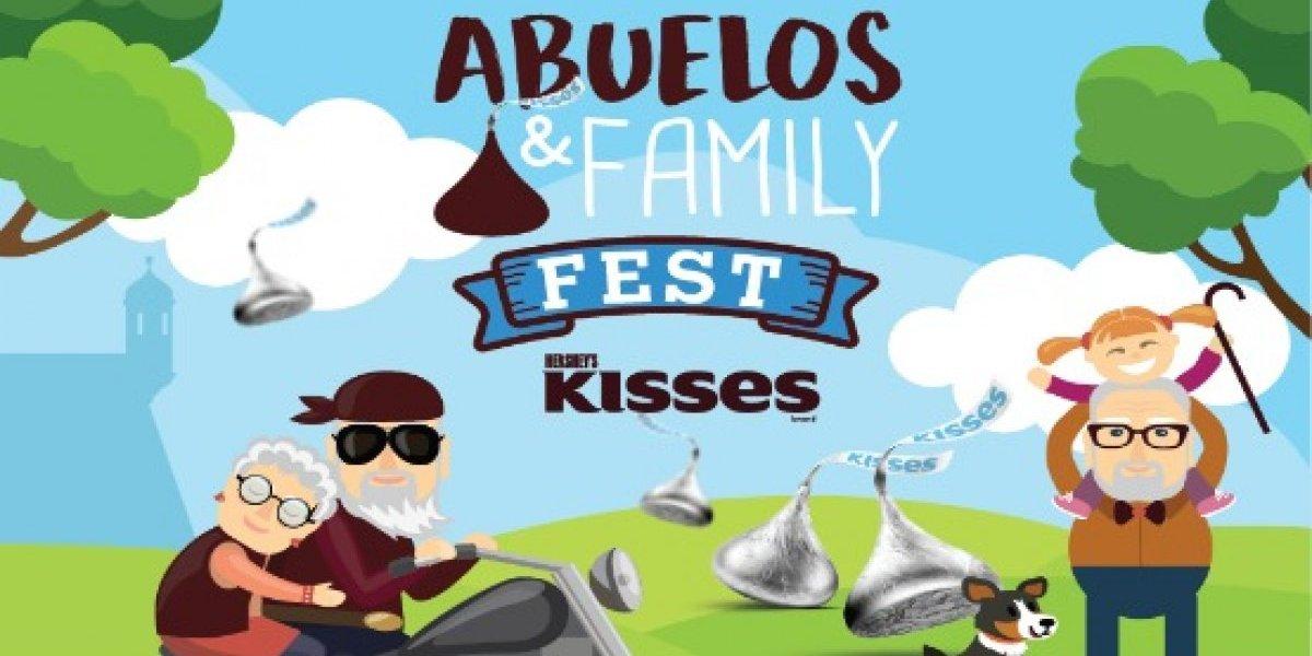 Celebrando a los abuelos en familia el Abuelos & Family Fest