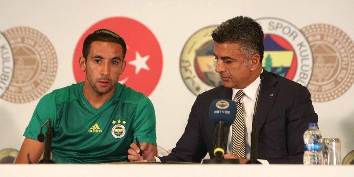 """Isla: """"Llegar a uno de los equipos más importantes de Turquía es un paso muy grande para mí"""""""