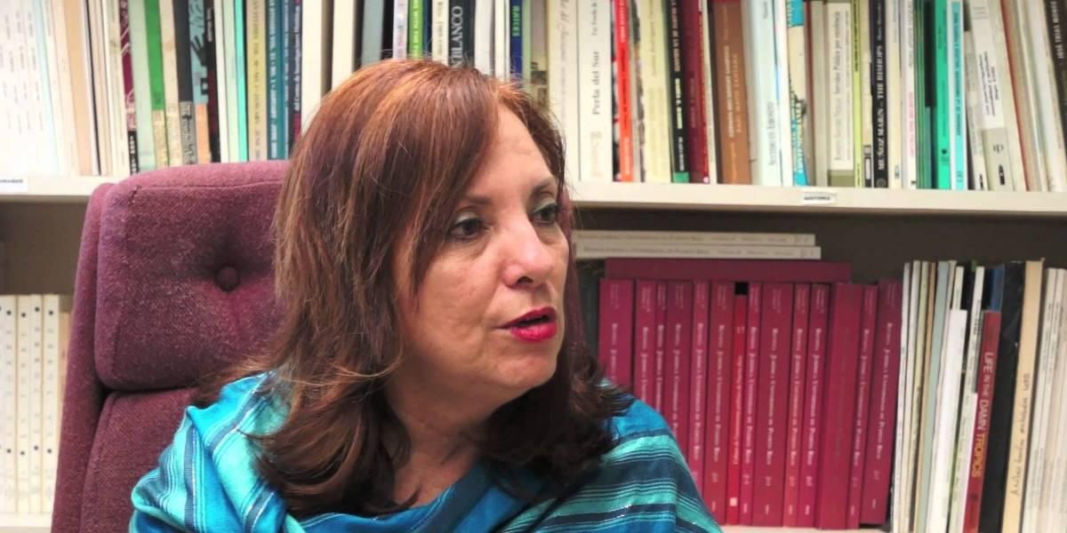 Martha Quiñones apuesta a una UPR de la comunidad