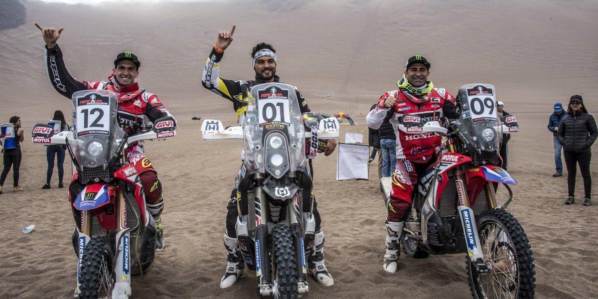 Quintanilla se quedó con un emocionante Atacama Rally y presentó credenciales para el Dakar