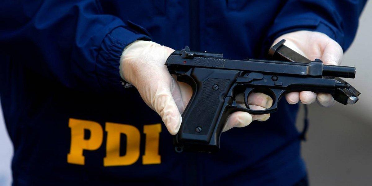 Peaje Zapata: PDI dispara en medio de cinematográfico operativo antidrogas dejando a un hombre herido
