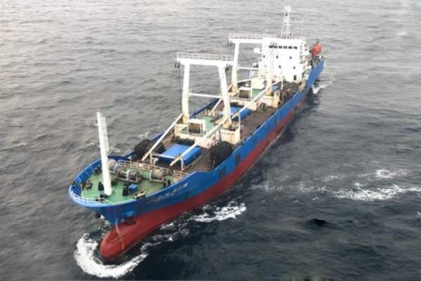 Ecuador presenta protesta a China por pesca ilegal de especies protegidas
