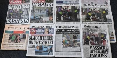Prensa europea repudia atentados España