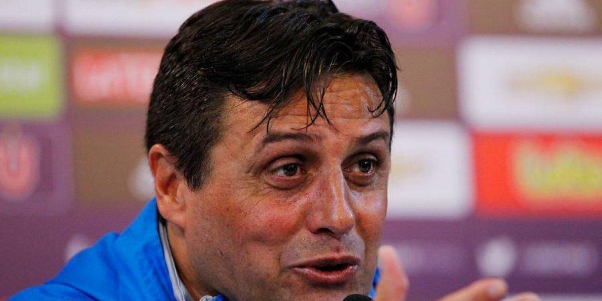 ¿De Toro a Torito? Hoyos se debate entre Benegas o Díaz para su once contra Huachipato