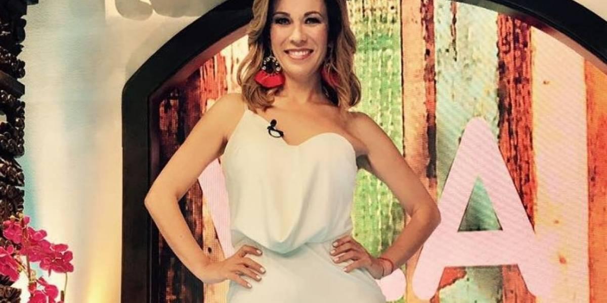 Critican a Ingrid Coronado por polémico detalle en fotografía