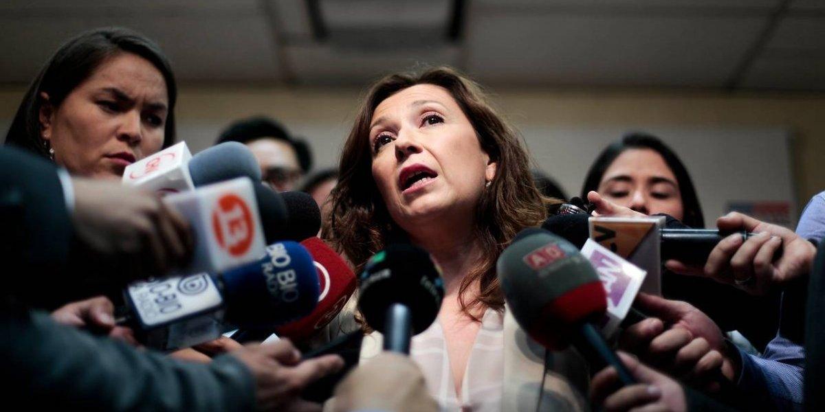 Candidata a diputada de la DC deberá declarar como imputada por muerte de Lissette Villa en el Sename