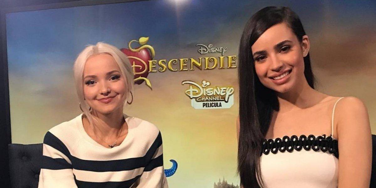 """Sofia Carson: """"La belleza de 'Descendientes' es que hay muchos mensajes"""""""