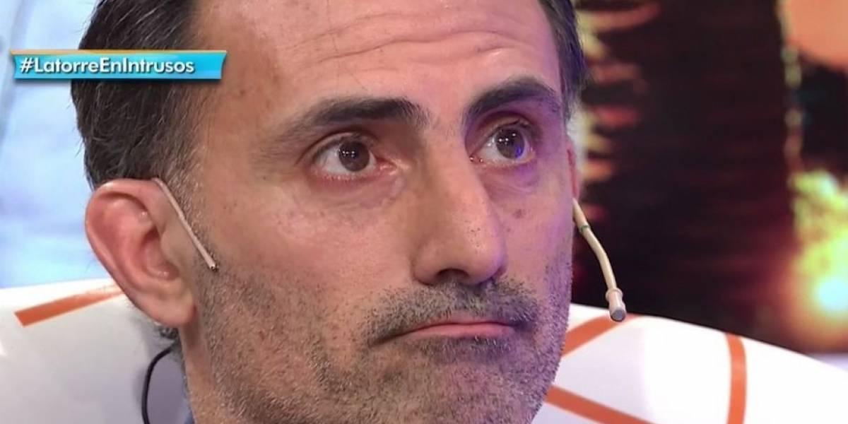 Diego Latorre rompió el silencio y entre lágrimas confesó todo: infidelidades, sexo, angustia y dolor