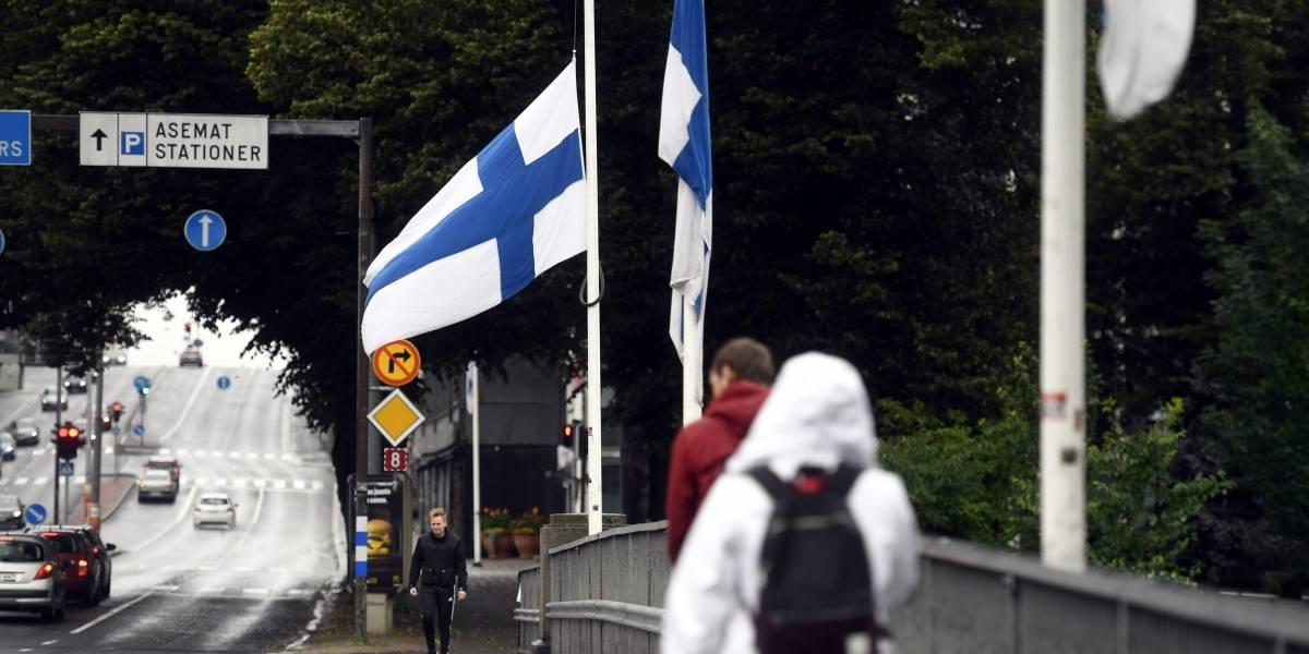 Ataque en Finlandia que dejó a dos víctimas fatales es investigado como ataque terrorista