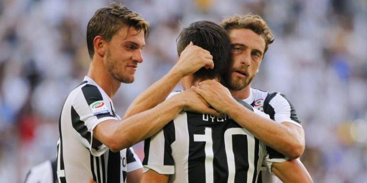 Juventus ganó en el inicio de la Serie A con el polémico VAR incluido