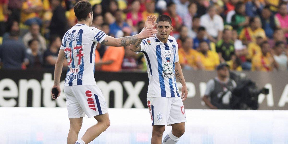 Pachuca suma segundo triunfo consecutivo al derrotar a Morelia