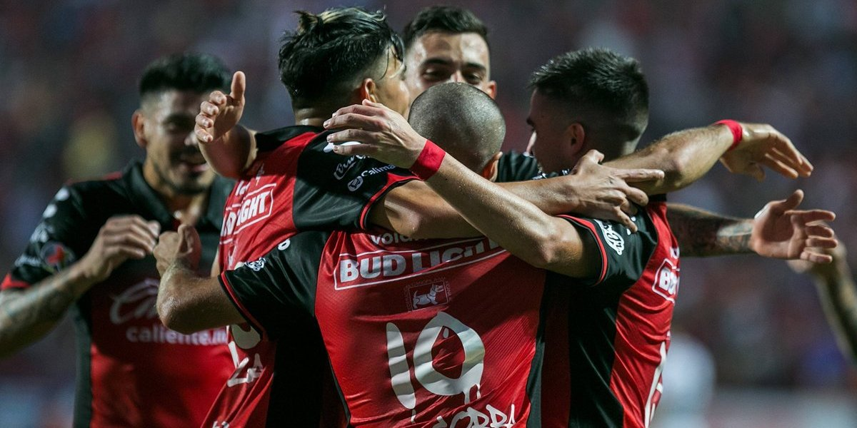 ¡Ya ganaron! Xolos al fin suma de a tres puntos ante Santos
