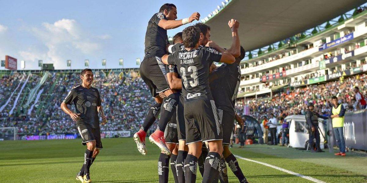¡Inamovible! Rayados vence a León y permanece en la cima del Apertura 2017