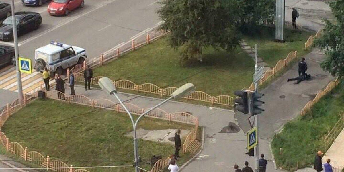 Estado Islámico se adjudica ataque que hirió a 8 personas en Rusia