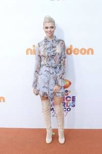 Alfombra naranja Kid's Choice Awards