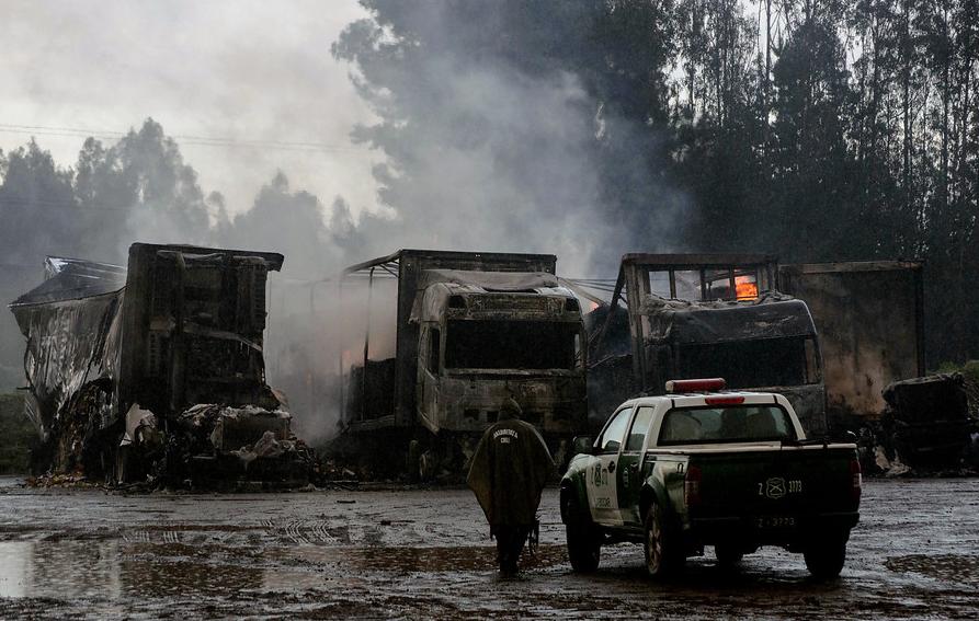 Camioneros en pie de guerra: no descartan bloqueos de rutas tras atentado