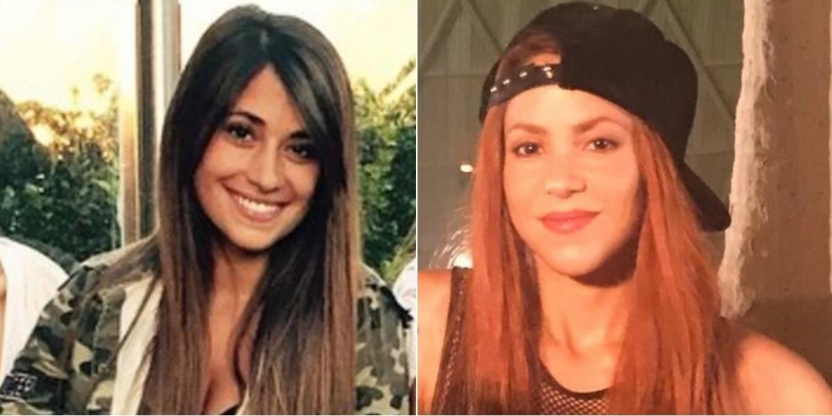 El motivo por el que internautas critican a Shakira y elogian a Antonella