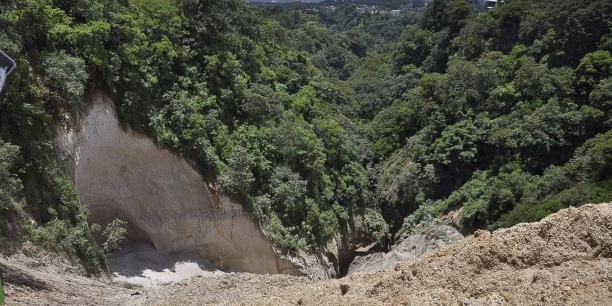 Habilitan vía exclusiva que conecta de Santa Catarina Pinula a la zona 10