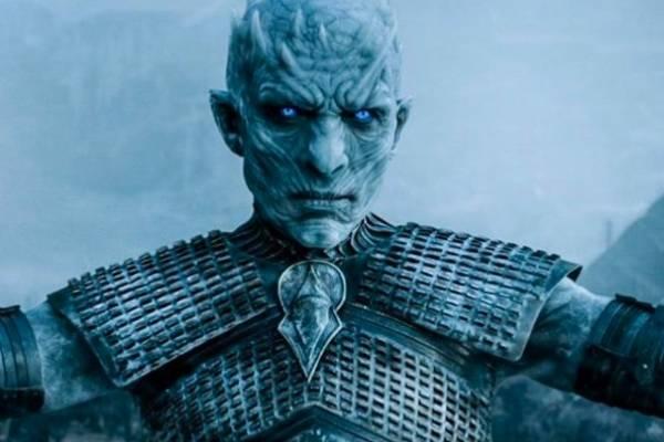 El verdadero rostro detrás del misterioso 'Rey de la Noche' de Game of Thrones