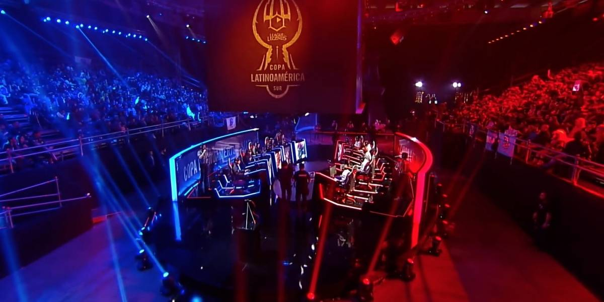 Mira la final Torneo CLS de League of Legends: KLG vs Isurus Gaming