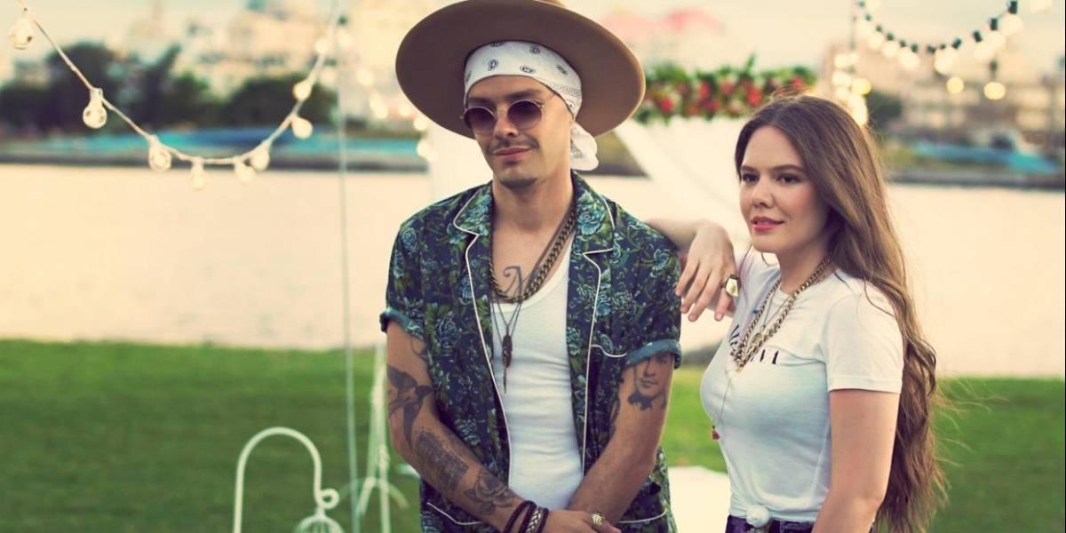 Jesse y Joy presentan su nuevo sencillo con Gente de Zona