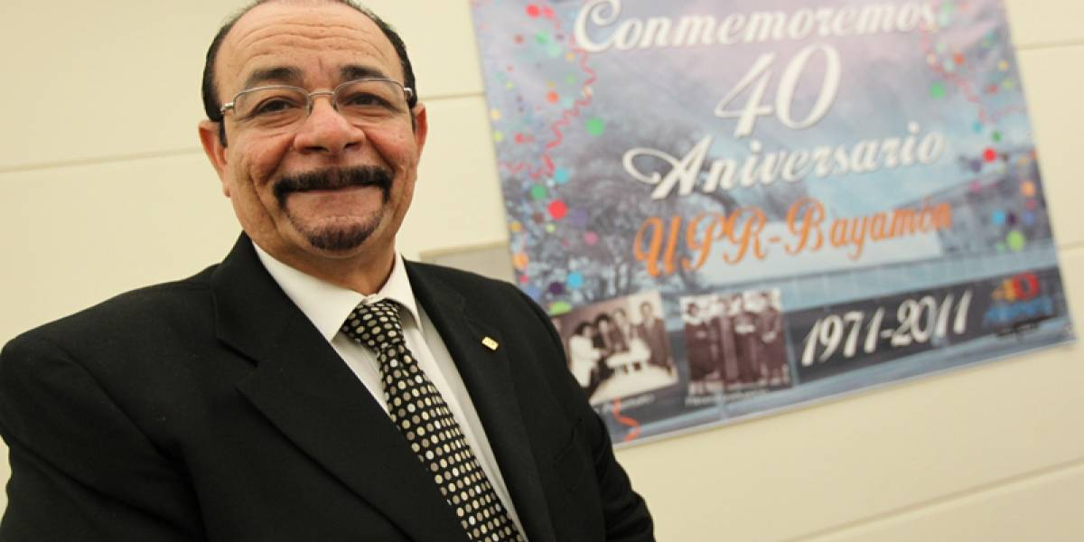 Arturo Avilés va tras la silla presidencial de UPR