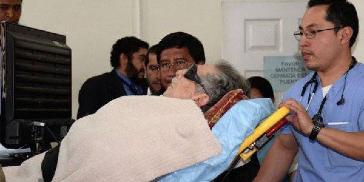 Muere testigo que declaró en el juicio por genocidio contra Ríos Montt