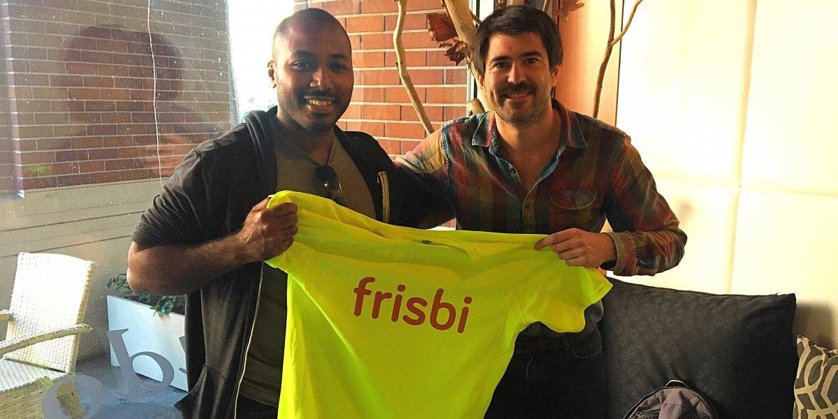 Frisbi: el emprendimiento chileno que logró importante alianza con empresa de Silicon Valley
