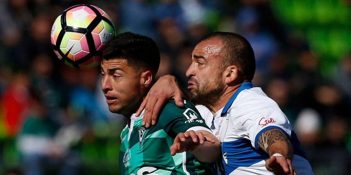 Minuto a minuto: Santiago Wanderers logra agónico empate ante la UC