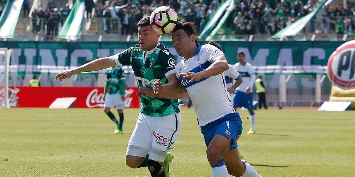 Santiago Wanderers logra agónico empate e incrementa las dudas en la UC