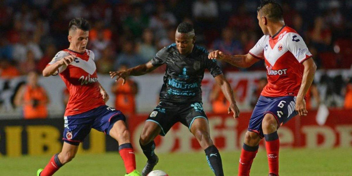 De último minuto Querétaro rescata empate en Veracruz