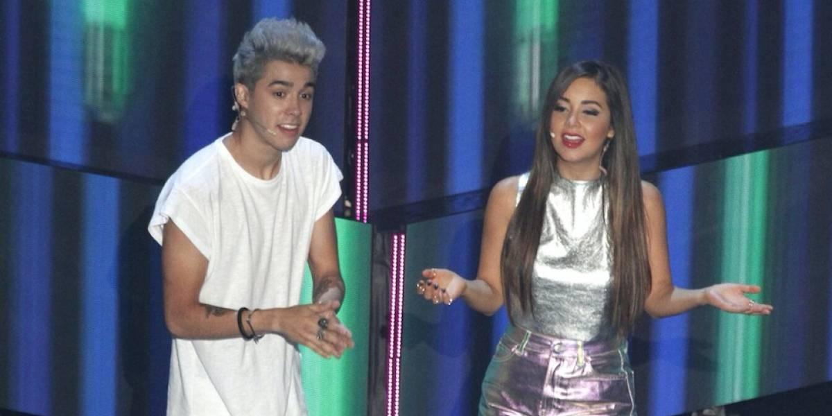 Fifth Harmony y CNCO hacen vibrar los premios Kids' Choice Awards México