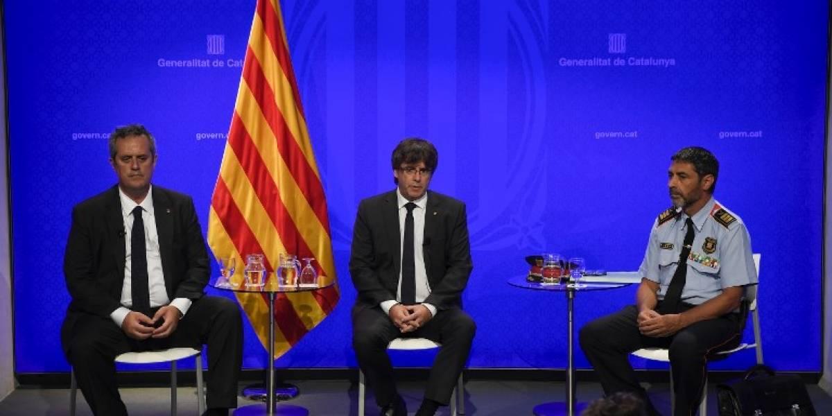 """Célula yihadista preparaba """"uno o varios atentados"""" en Barcelona"""