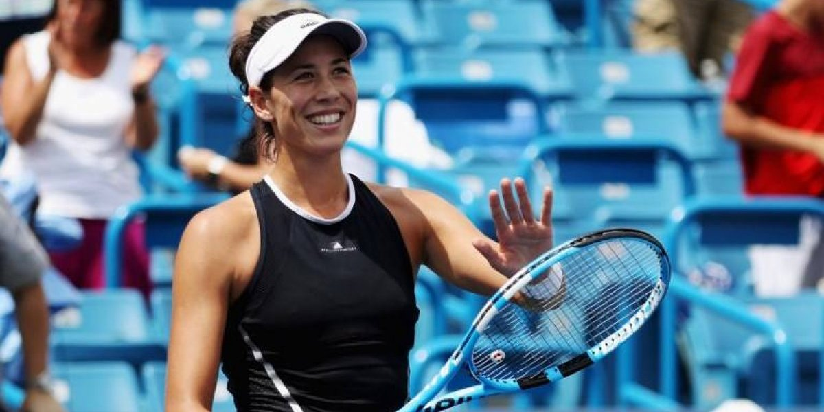 Muguruza arrolló a Halep en la final de Cincinnati y le impidió ser Nº1 del tenis femenino