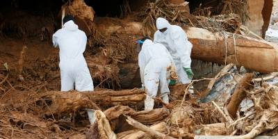 Inundações fizeram pelo menos 499 mortos — Serra Leoa