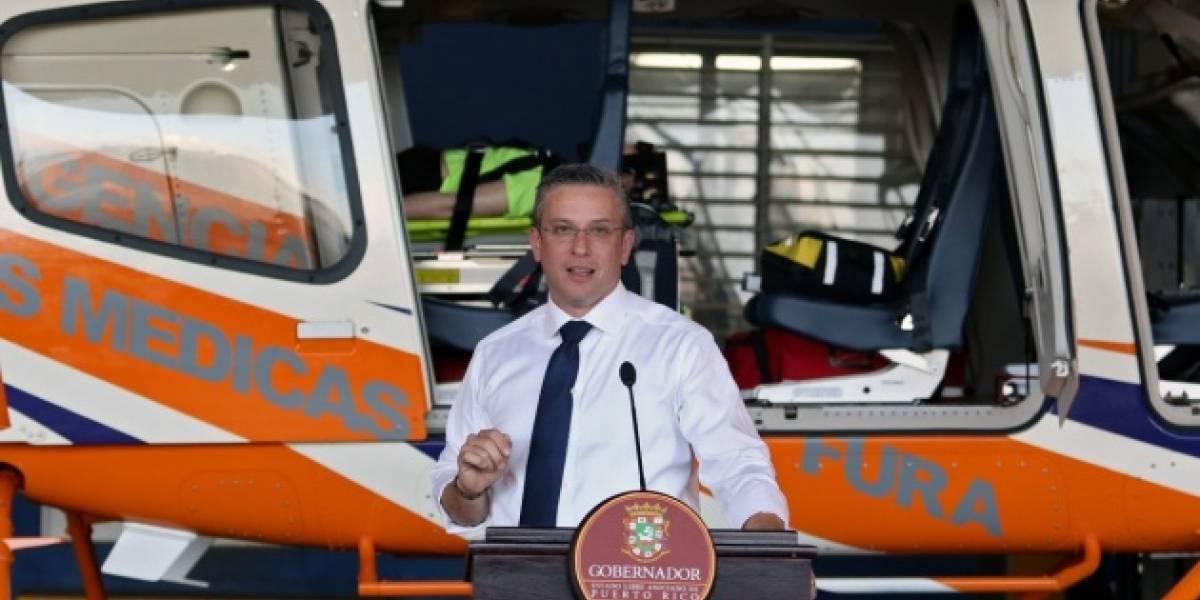 APP para el helicóptero costará más que el precio de la aeronave, dice García Padilla