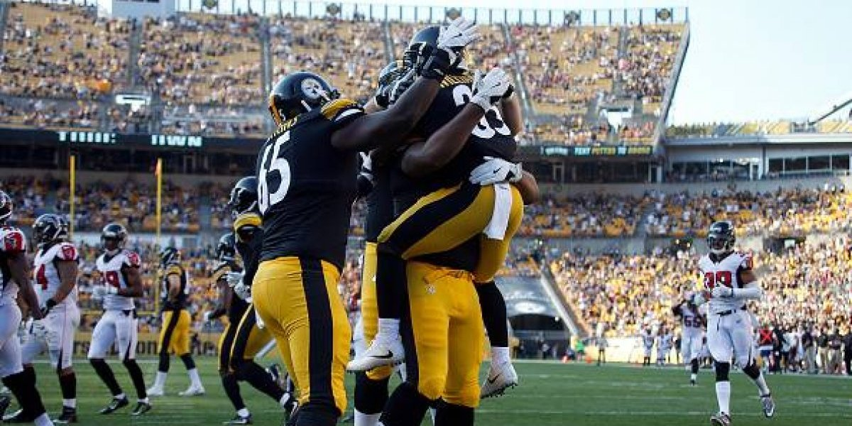 Pittsburgh supera a Atlanta con voltereta