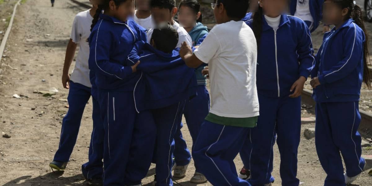 50% de los niños temen volver a clases por acoso escolar